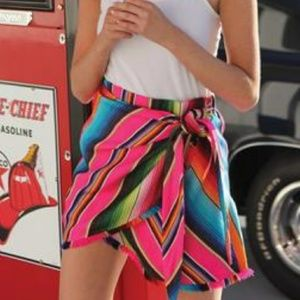 Judith March El Cosmico skirt